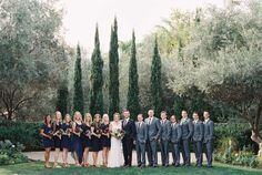 I think the idea of groomsmen in a slightly different shade of grey could work, with me in a darker suit.