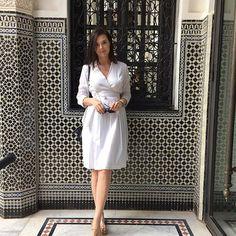 Добрейшее утро в Марокко! Едем с девочками на Медину :) @cliniquerussia…