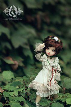 1/6 BB Firmiana Dress - Angell Studio