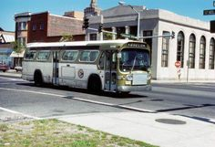 Pacific Ave Jitney Circa 1960s Atlantic City Nj