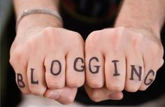 Finding a Topic  Before you start writing, you have to come up with a subject. Here are three lessons for finding a topic:  Read other blogs...