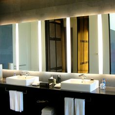 Cimarron Backlit Mirror