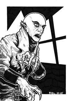 Count Orlok by stockmanray.deviantart.com on @DeviantArt