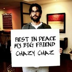 Band Member Brad's Message to, Former Front Man Chester Bennington!