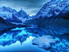 Antarctica - before it melts.