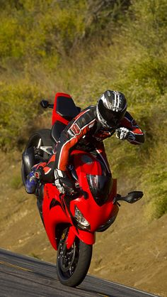 Stunt Honda CBR-Want me one of these.