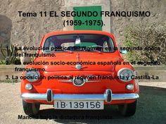 tema-11-el-segundo-franquismo by Jorge Manuel Gonzalez Dominguez via Slideshare