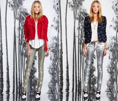 Juicy Couture 2013-2014 Fall Winter Womens Presentation | Designer Jeans Brands, Denim Fashion Tips, Seasonal Collections, Spring Summer Fall Autumn Winter Lookbooks, Ad Campaigns & Trendsetter News