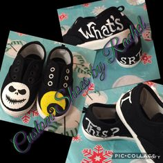 92ce1327fda08 13 Best Hand Painted Shoes images | Custom made shoes, Custom shoes ...