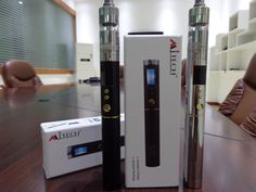 Sunfire E Mod is a 2000 mah vaping beast. It has variable voltage & variable wattage & adjustable airflow. Also its LCD screen shows battery statues, reads the resistance of clearomizer. 7 LCD background colors for option, colorful and shining.