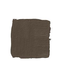 """Contrast with Dark Paint """"Paint your baseboards a contrasting color such as Spanish brown or dark gray. It's like applying eyeliner — it will make the wall pop. Plus, it won't show scuffs."""" -Thomas Jayne Pictured, Benjamin Moore's Middlebury Brown HC-68"""