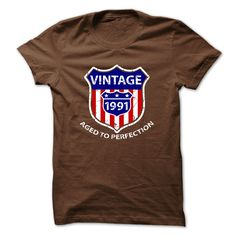 American Vintage Crest 1991 T-Shirts, Hoodies. Get It Now ==> https://www.sunfrog.com/Birth-Years/American-Vintage-Crest-1991.html?41382