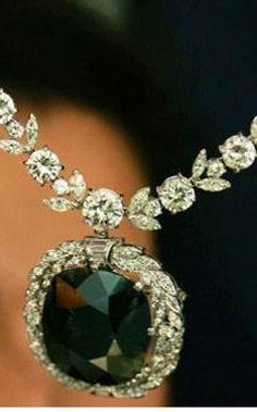 Worlds largest black diamond