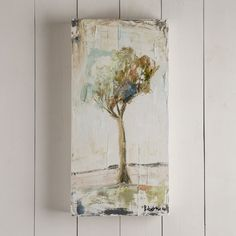 """""""Giving Tree II"""" Canvas Painting by Sarah Robertson"""