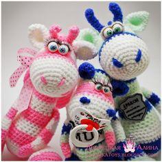 """ì"" #crotchet #animals #toys #crotchetanimals Crotchet Animals Must make!"