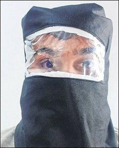 Hyderabad: At a time when surgical masks availability is dipping day-by-day and the COVID-19 pandemic is growing, Hyderabad innovator Shravan Gattu has developed a complete face protection mask which is breathable as well as washable.