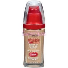 Base Infallible Make-up Sand Beige (612) - L'oreal - $38