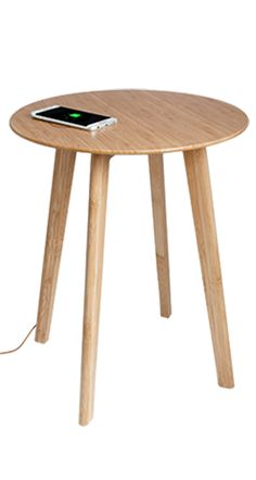 Affordable, sustainable and easy to assemble wireless charging table. Your home, upgraded.