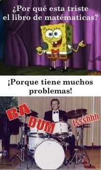 Spanish Chistes Jokes En Espanol Funny Spanish Memes Funny Spanish Jokes Mexican Jokes