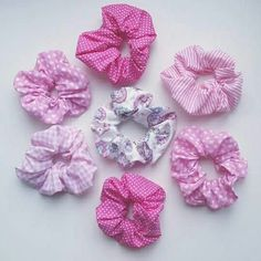 Handmade scrunchies  WWW.FACEBOOK.COM/JOHNSTONSHANDMADE   WWW.FOLKSY.COM/JOHNSTONSHANDMADE