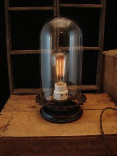 upcycled industrial lamp by benclifdesigns on etsy 12900