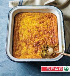 Soetmieliegebak Lasagna, Ethnic Recipes, African, Food, Eten, Meals, Lasagne, Diet