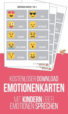 Emoticons sind gang
