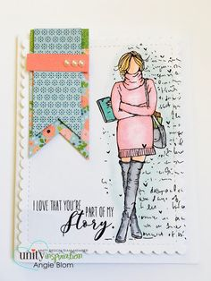 Angie Blom Designs TWO