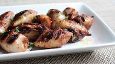 Grilled Sausage-Stuffed Calamari Allrecipes.com