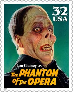 Great Stuff: Thomas Blackshear's AWESOME US Postal Service's Classic Movie Monster Stamps!