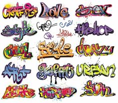 Graffiti Photoshop Font Graffiti Fonts Photoshop Graffiti Art Inspirations