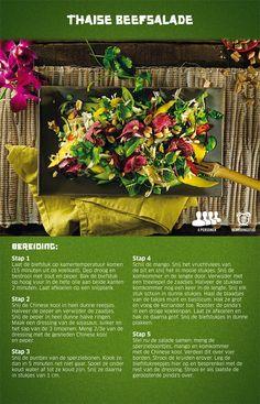 Thaise beefsalade - Lidl Nederland