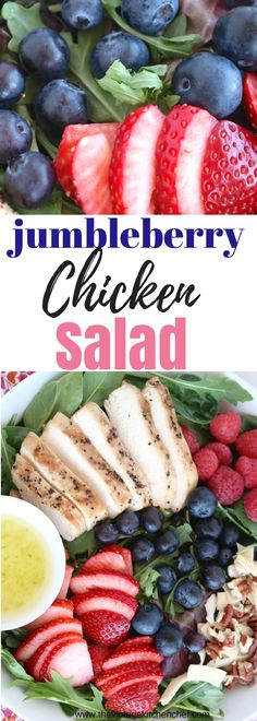 jumbleberry chicken