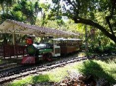 Trenzinho do Véu das Noivas - Poços de Caldas - MG