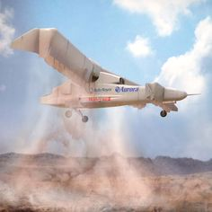 US government gives go ahead to high-speed unmanned aircraft capable of vertical takeoff