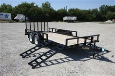 36 best trailers images big tex trailer trailers tandem rh pinterest com