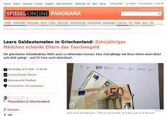 10χρονη Ελληνίδα έσπασε τον κουμπαρά της για να βοηθήσει τους γονείς της -Το συγκινητικό γράμμα που άφησε δίπλα στα 55 ευρώ [εικόνα] | iefimerida.gr