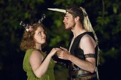 Be swept away by A Midsummer Night's Dream at Trinity College gardens... Read on for more on the second half of the Cambridge Shakespeare Festival