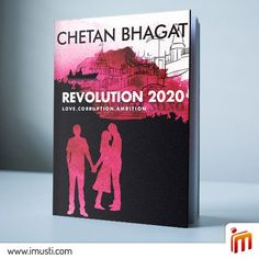 """A book """"Revolution 2020"""" by Chetan Bhagat is indeed an interesting tale that has been realistically depicted against the background of real world where corruption looms large."""