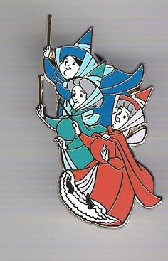 disney collector's pin