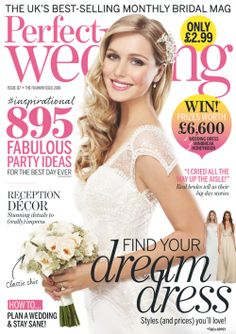 Find This Pin And More On Perfect Wedding Magazine Covers
