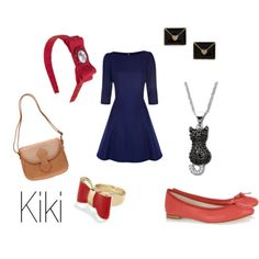 Kiki (Kiki's Delivery Service) Inspired