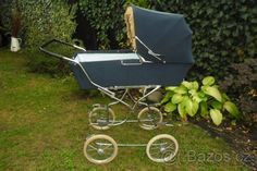 retro kočarek - Slovensko, prodám Baby Carriage, Prams, Baby Strollers, Retro, Children, Baby Prams, Kids, Rustic, Strollers