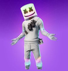All Fortnite Season Announce Trailers! All Fortnite Battle Royale Season Trailers. From the First Fortnite Trailer to Fortnite Season 7 Trailer. Cool Backgrounds Wallpapers, Gaming Wallpapers, Marshmallow Pictures, Marshmello Wallpapers, Squad Game, Game Wallpaper Iphone, Cool Kids Bedrooms, Epic Games Fortnite, Alan Walker