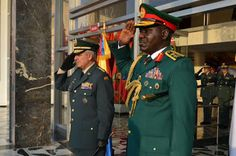 Welcome To Online News 411: Nigerian Chief Of Army Staff Visits Colombian Defe...