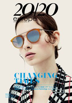 6cf8f75d23d3 to MODO Paper-Thin Sunglasses on the cover of
