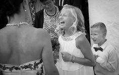 Bryllupsfotografen har fanget  øjeblikket