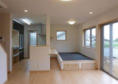 「畳コーナー」の画像検索結果 Interior Design Inspiration, Decor Interior Design, Interior Decorating, Tiny Dining Rooms, Studio Living, Simple Living Room, Tiny Apartments, Tatami, Japanese House