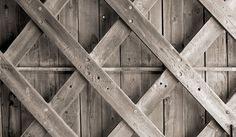 Wooden truss, Covered Bridge in Cedarburg, WI, by Wayne Reckard