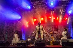 Trailerbühne Stagemobil XLR auf dem Festival der Kulturen der Landeshauptstadt Hannover